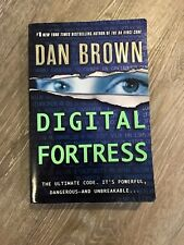 Digital Fortress: A Thriller by Dan Brown Paperback