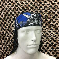 New Km Paintball Headwrap - Seven Seas