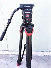 OConnor Ultimate 1030D Fluid Head & Sachtler Flowtech Tripod Mid-Level Spreader