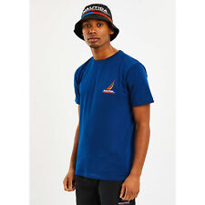 Nautica Mens Dandy T-shirt - Navy - Medium