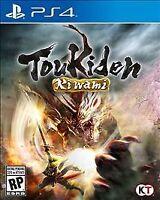 Toukiden: Kiwami - PlayStation 4, (PS4)