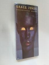 Grace Jones BULLETPROOF HEART cd 1989 NEW LONGBOX (long box) C+C Music Factory
