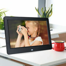 """10"""" Picture Frame Digital USB Video 1024x600 mp3 TXT Player with Remote Control"""