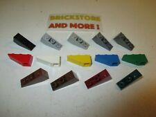 2x Porte Door Porta Tür 1x3x1 Left /& Right 3821 3822 Old Light Gray Lego