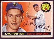 1955 TOPPS J.W. PORTER  CARD NO:49 EX CONDITION