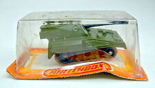 Matchbox SF Nr.70C Self Propelled Gun in französischer Blisterbox