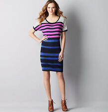 6072db7eb8d Knee Length Dresses Stripes for sale