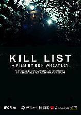 Kill List (DVD, 2011) - {RENTA COPY}