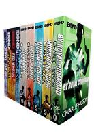 Young Bond Series Collection Charlie Higson 9 Books Set SilverFin, Blood Fever