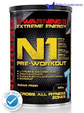 Nutrend N1 Extreme Pump Endurance AAKG Pre Workout 510g |60Serv| SUGAR FREE