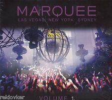 Marquee vol. 1-Tiesto, ATB, cascata & Skrillex, Cosmic Gate, tra l'altro (2 CD, NUOVO!)