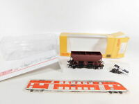 CI672-0,5# Exact-Train H0/DC EX20060 Selbstentladewagen ED 084 DB NEM, NEUW+OVP