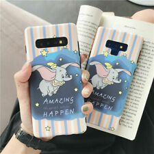 Cute Cartoon Disney Dumbo Elephant Soft Case Cover for IPhone XR XS Max 8 7 Plus