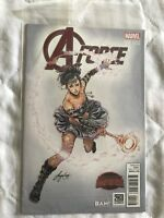 A Force 1 Marvel Comics 2015 BAM Variant NM Unopened 1st Singularity 1st A Force