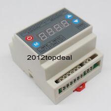 DMX303 Triac Dimmer Controller 3 channels AC90~240V(50~60Hz)0-10v dimmer