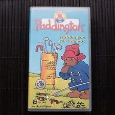 PADDINGTON - PADDINGTON WINT DE POT  - VHS