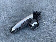 LEFT FRONT DOOR HANDLE ASSEMBLY 10-15 MERCEDES C250 C300 C350 GK250 GLK350