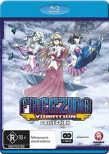 Freezing Vibration (Blu-ray, 2015, 2-Disc Set) BRAND NEW REGION 4