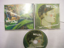 WELCHI Don't Pizz On My Picasso – UK CD – Blues Rock, Rock N Roll – BARGAIN!