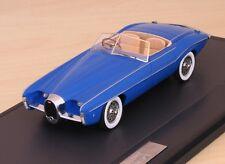 BUGATTI Type 101 C Exner Ghia - 1966 - MATRIX MX50205-011 - 1/43