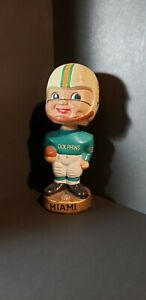 Vintage 1968 Miami Dolphins Bobble Head Nodder