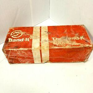 Vintage BAND-IT Tool C001 3/16″to3/4″ Metal Banding Strapping Material Packing