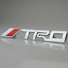 Auto Performance Refitting Racing Sports  Badge Emblem Emblems Stickers For TRD