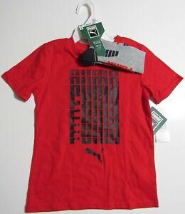 Puma Boys 2 Piece Tshirt and Socks Set Nwt
