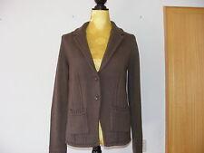 NEU  BETTY BARCLAY  Gr. 40 Blazer Oberteil, Cardigan, Strickjacke braun