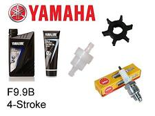 Yamaha F9.9B 9.9hp 4-Stroke Outboard Service Kit (Impeller, Fuel Filter etc)