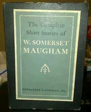 The Complete Short Stories of W. Somerset Maugham Volume 1 & 2 with Slipcase