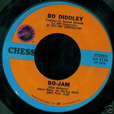 BO DIDDLEY Bo-Jam 3:30 ORIGINAL Chess 45