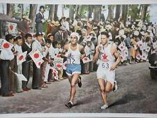 Olympia 1936 Los Angeles 1932 Sieger Zabala Argentinien 54/98