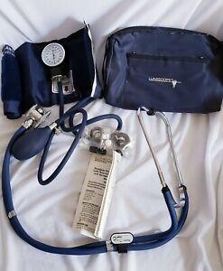 Lumiscope Professional Combo Kit Android Unit Sprague Style Stethoscope 100-040
