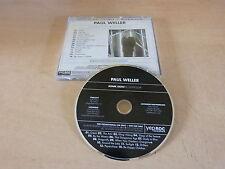 PAUL WELLER - SONIK KICKS - YEP RECORDS!! RARE CD PROMO!!!!!!!!!!!!
