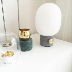NEW Menu JWDA Lamp Table Concrete Brass Modern Lighting Decor Home Design Desk