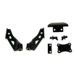 LC RACING Wing Mount Set for EMB-1 EMB-SC/WRC/MT/DT 1:14 RC Car #L6020