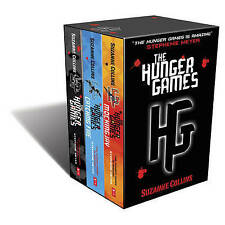 Hunger Games Trilogy Boxed Set by Suzanne Collins (Paperback, 2012)