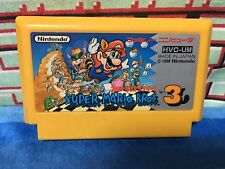 Super Mario Bros. 3 Famicom Japan NTSC-J Nintendo