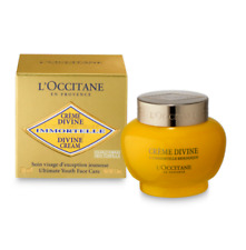 L'Occitane IMMORTELLE DIVINE CREAM 50ml Natural Effective Skin Treatment