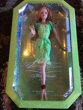 *AUGUST PERIDOT BIRTHSTONE BEAUTY BARBIE  DOLL, Steffie Face Model Brand New