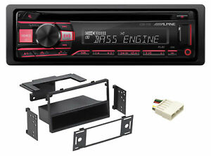 ALPINE CD Receiver Stereo Android/MP3/WMA/USB/AUX For 1990-2001 Acura Integra