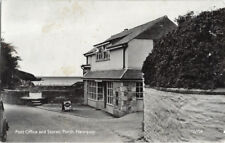 PORTH ( Cornwall) : Post Office and Stores RP--OVERLAND VIEWS