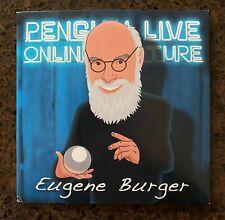 Eugene Burger Penguin Live! DVD