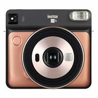 Fuji INSTAX Square SQ6 Camera - Blush Gold