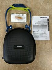 Panasonic RP-BTGs10 Wireless Bluetooth Bone Conduction Headset w/ Carrying Case