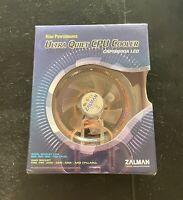Zalman Ultra Quiet CPU Cooler CNPS9500A - NEW