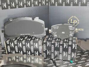 Bentley Bentayga Front and Rear Brake Pad Set - TOP QUALITY  Аftermarket