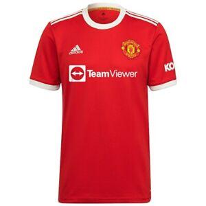 2021/22 Manchester United Heim Trikot