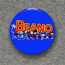 Beano Gang - Large Button Badge - 58mm diam